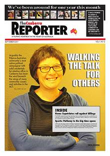 The Canberra Reporter