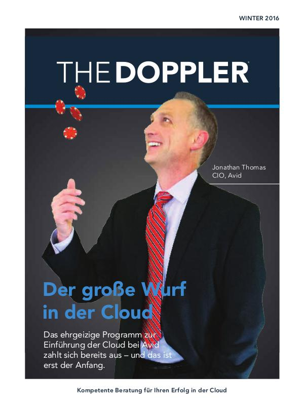 The Doppler Quarterly (DEUTSCHE) Winter 2016