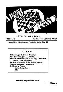 Ajedrez Español