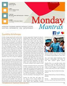 Monday Mantras