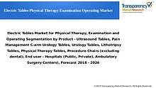 Electric Tables Physical Therapy Examination Operating Market