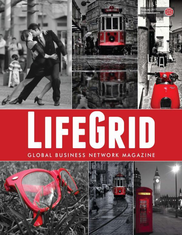 LifeGrid Magazine February 2017