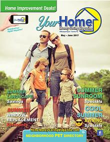 Your Home Magazine May June 2017