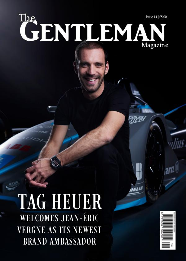 The Gentleman Magazine Issue 14 | April 2019