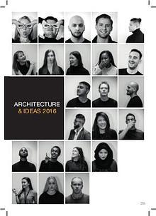 Urbis Interview: Ravensbourne's Architecture and IDEAs lookbook