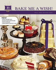 Bake Me A Wish 2016 Holiday Catalog