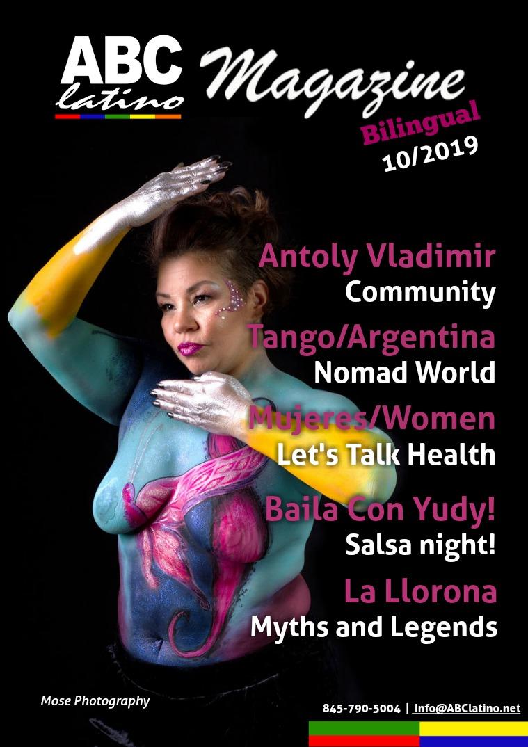 ABClatino Magazine Year 3 Issue 10