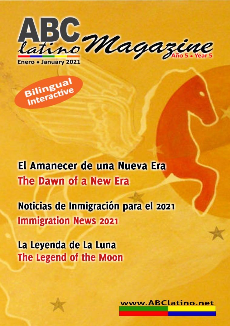 ABClatino Magazine Year 5 Issue 1