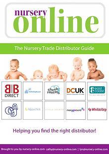 Nursery Online: Distributor Guide 2017