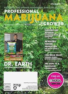 Professional Marijuana Grower