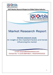 Global Xylose Industry 2017 Market Research Report