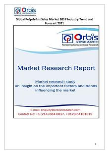 Global Polyolefins Sales Industry Overview 2017