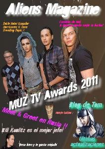 Aliens Magazine Aliens Magazine