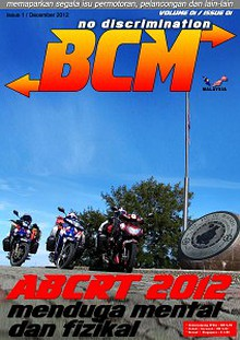 BIKERS COVER MAGAZINE