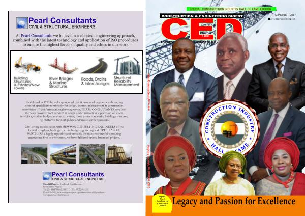 CED MAGAZINE SEPTEMBER 2017 HALL OF FAME EDITION CED MAGAZINE SEPTEMBER 2017 HALL OF FAME  EDITION