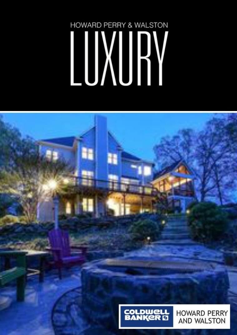 HPW Luxury Magazine February 2018
