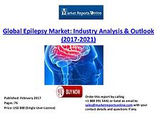Global Antiepileptic Drugs Market Forecast to 2017-2021