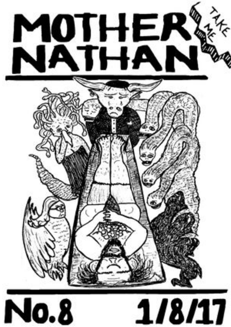 Mother Nathan Issue 8 (August)