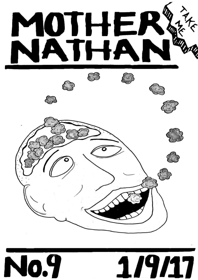 Mother Nathan Issue 9 (September)