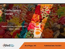 Confectionery Market Size, Share and Trends to 2022