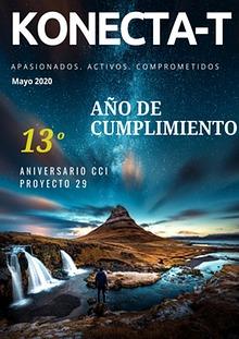 Boletín Konectate Edición Aniversario
