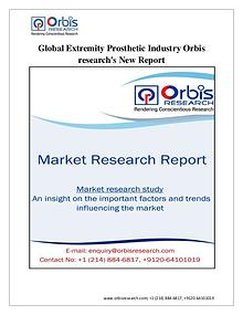 Global Extremity Prosthetic Industry Orbis research's New Report