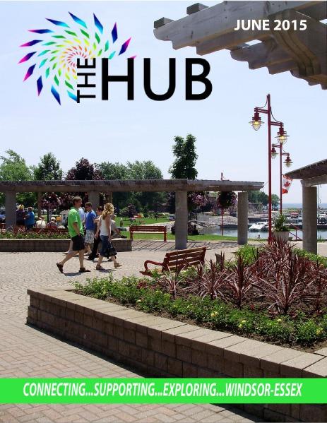 The Hub June 2015
