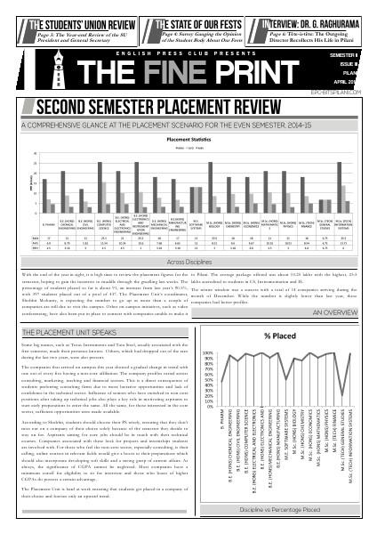 Issue Three, April 2015