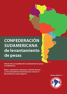revista sudamericana de pesas edicion4