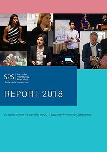 2018 Stockholm Philanthropy Symposium