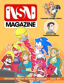 Nintendo Switch Network Magazine