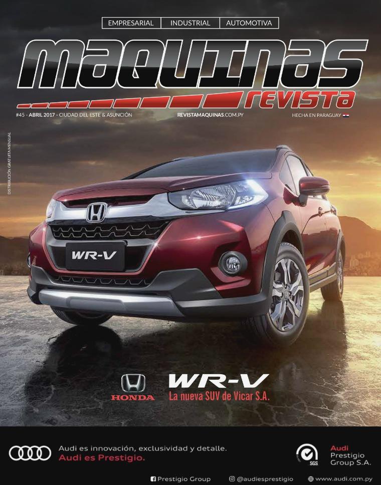 Revista Máquinas #45