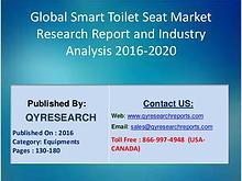 Global Smart Toilet Seat Sales Market 2016 Forecast