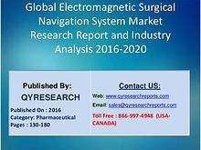 Electromagnetic Surgical Navigation System :Global Industry Analysis