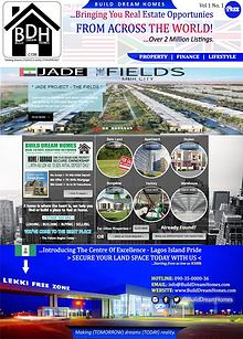 Build Dream Homes WebZine