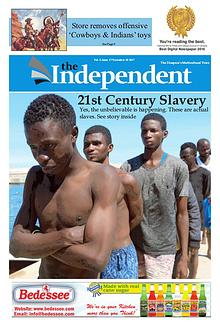 The Independent November 30 2017