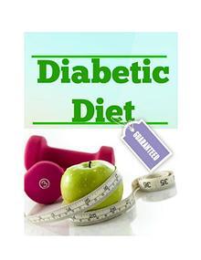 Diabetics Diet