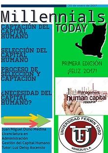 Gestión del capital humano: Selección y Captación