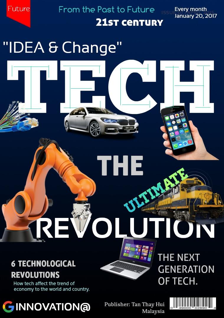 Technological Revolution 1