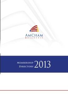 AmCham Macedonia Membership Directory 2013