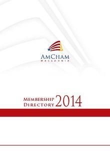 AmCham Macedonia Membership Directory