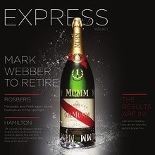 Mumm Express Ezine