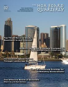 The HOA Board Quarterly