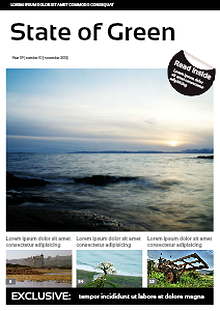 State of Green Magazine