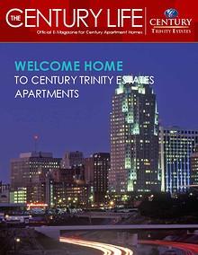 Century Trinity Estates E-Magazine