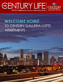 Century Galleria Lofts E-Magazine