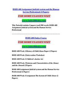 BSHS 408 EDU Career Begins/bshs408edu.com