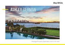 Ashley Bierman - Prestige Property Booklet