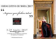 Istituto di Moda Burgo Summer Courses