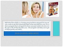 Old School New Body PDF Download